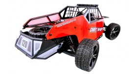 Радиоуправляемая багги Himoto Dirt Wrip Brushless 4WD 2.4G 1/10 RTR 5