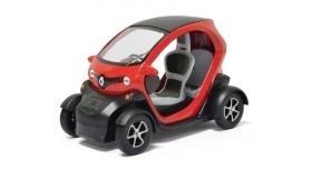 Машина Kinsmart Twizy инерция (1/12шт.) 12,5см б/к 1