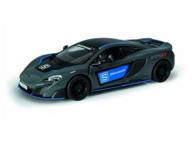 Машина Kinsmart 1:36 McLaren 675LT, инерция (1/12шт.) б/к