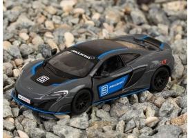 Машина Kinsmart 1:36 McLaren 675LT, инерция (1/12шт.) б/к 1