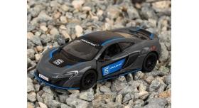 Машина Kinsmart 1:36 McLaren 675LT, инерция (1/12шт.) б/к 2