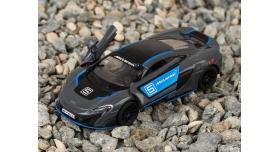 Машина Kinsmart 1:36 McLaren 675LT, инерция (1/12шт.) б/к 3