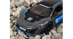 Машина Kinsmart 1:36 McLaren 675LT, инерция (1/12шт.) б/к 5
