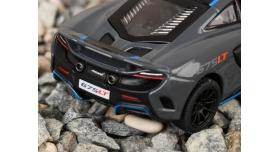 Машина Kinsmart 1:36 McLaren 675LT, инерция (1/12шт.) б/к 6