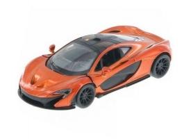 Машина Kinsmart 1:36 McLaren P1 инерция (1/12шт.) б/к