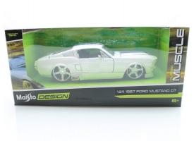 Машина 1:24 MAISTO Design в ассортименте 12 моделей в/к 1