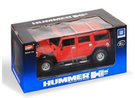 Машина MZ Hummer H2 26020A 1/24 в/к 1