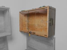 4025 Витрина на основе советского армейского ящика