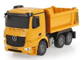 Р/У самосвал Double Eagle Mercedes-Benz Arocs 1:26