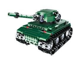 Р/У конструктор CaDA Technic танк / бронемашина 2 в 1 (1498 деталей) 1