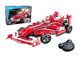 Р/У конструктор CaDA Technic гоночный болид (317 деталей) 1