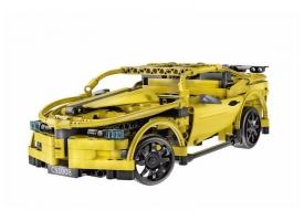 Р/У конструктор CaDA Technic спортивная машина (419 деталей)