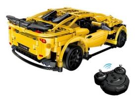 Р/У конструктор CaDA Technic спортивная машина (419 деталей) 1