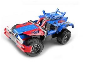 Р/У конструктор CaDA Technic грузовик / джип &quotОптимус Прайм&quot (531 деталь) 1