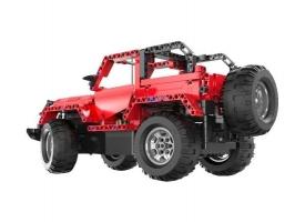 Р/У конструктор CaDA Technic машина Jeep Wrangler (531 деталь) 1
