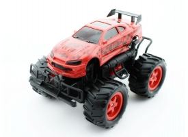 Р/У внедорожник Monster Truck Nissan Silvia в ассортименте 1/14 + свет + звук