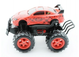 Р/У внедорожник Monster Truck Nissan Silvia в ассортименте 1/14 + свет + звук 1