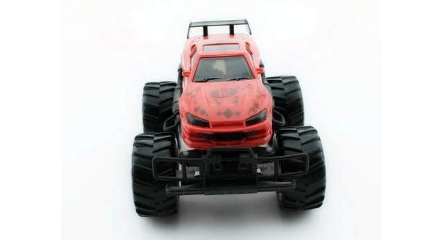 Р/У внедорожник Monster Truck Nissan Silvia в ассортименте 1/14 + свет + звук 3