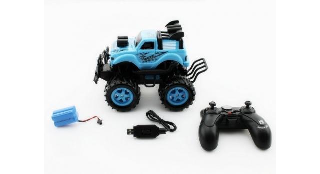 Р/У внедорожник Monster Truck Pickup Ford Raptor в ассортименте 1/14 + свет + звук 11