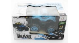 Р/У внедорожник Monster Truck Pickup Ford Raptor в ассортименте 1/14 + свет + звук 12