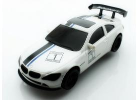 Р/У спортивная машина BMW 6 в ассортименте 1/18 + свет
