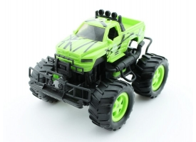 Р/У внедорожник Monster Truck Pickup Dodge Ram в ассортименте 1/16 + свет + звук