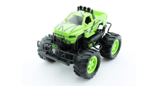 Р/У внедорожник Monster Truck Pickup Dodge Ram в ассортименте 1/16 + свет + звук 1