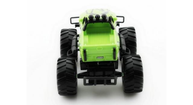 Р/У внедорожник Monster Truck Pickup Dodge Ram в ассортименте 1/16 + свет + звук 5