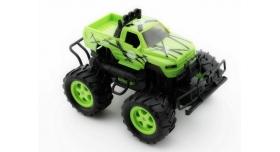 Р/У внедорожник Monster Truck Pickup Dodge Ram в ассортименте 1/16 + свет + звук 6
