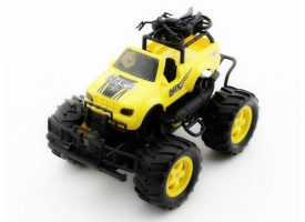 Р/У внедорожник Monster Truck Pickup Mars в ассортименте 1/14 + свет + звук