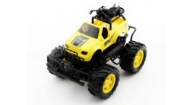 Р/У внедорожник Monster Truck Pickup Mars в ассортименте 1/14 + свет + звук 1