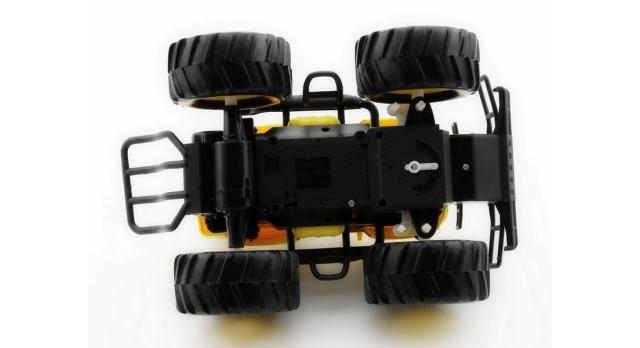 Р/У внедорожник Monster Truck Pickup Mars в ассортименте 1/14 + свет + звук 6