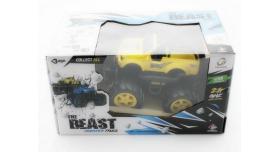 Р/У внедорожник Monster Truck Pickup Mars в ассортименте 1/14 + свет + звук 12