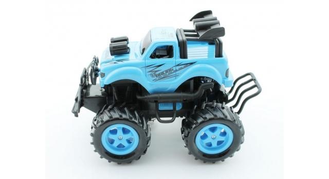 Р/У внедорожник Monstre Truck Pickup Ford Raptor в ассортименте 1/16 + свет + звук 2
