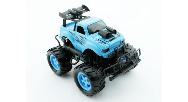 Р/У внедорожник Monstre Truck Pickup Ford Raptor в ассортименте 1/16 + свет + звук 4