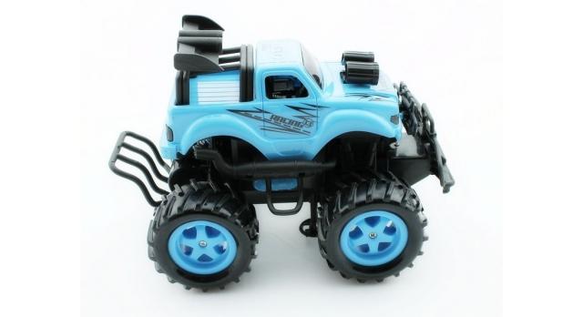 Р/У внедорожник Monstre Truck Pickup Ford Raptor в ассортименте 1/16 + свет + звук 5