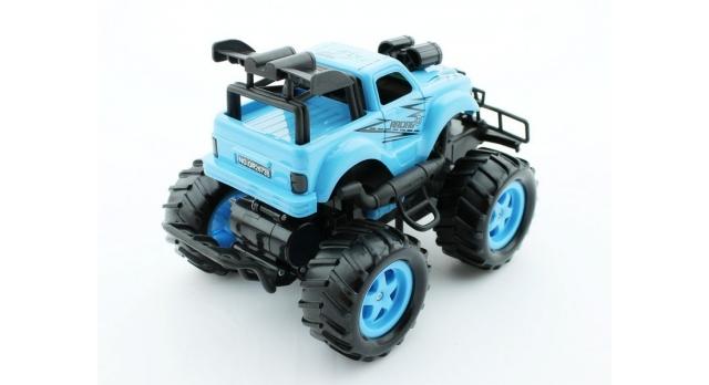 Р/У внедорожник Monstre Truck Pickup Ford Raptor в ассортименте 1/16 + свет + звук 6