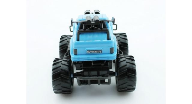 Р/У внедорожник Monstre Truck Pickup Ford Raptor в ассортименте 1/16 + свет + звук 7