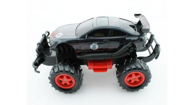 Р/У внедорожник Monstre Truck BMW 6 в ассортименте 1/14 + свет + звук 2
