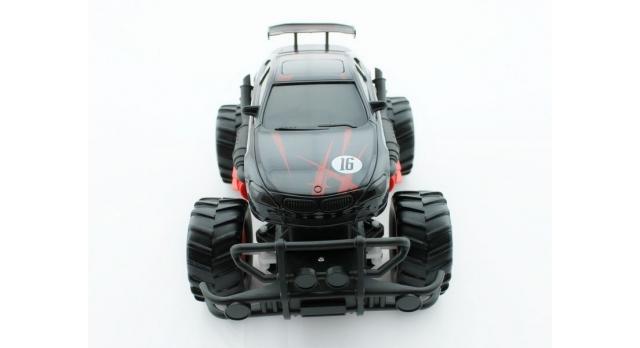 Р/У внедорожник Monstre Truck BMW 6 в ассортименте 1/14 + свет + звук 3