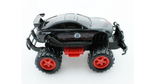 Р/У внедорожник Monstre Truck BMW 6 в ассортименте 1/14 + свет + звук 5