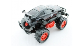 Р/У внедорожник Monstre Truck BMW 6 в ассортименте 1/14 + свет + звук 6