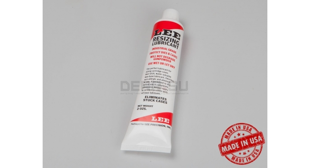 Смазка для сайзинга LEE Resizing Lubricant