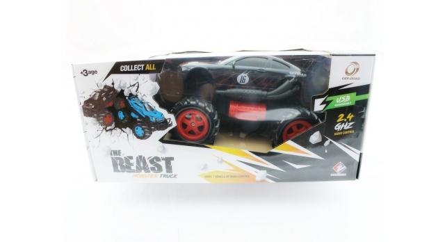 Р/У внедорожник Monstre Truck BMW 6 в ассортименте 1/14 + свет + звук 11