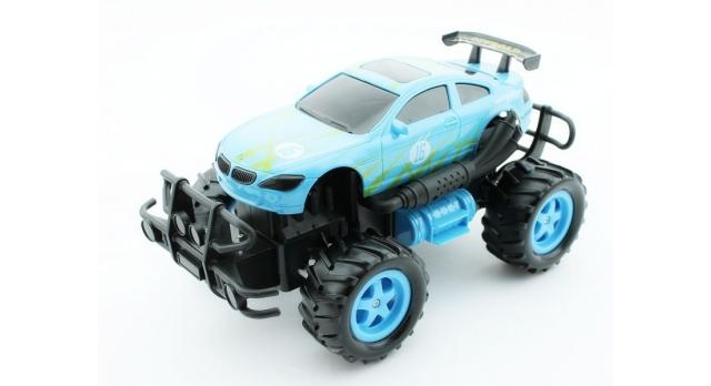Р/У внедорожник Monstre Truck BMW 6 в ассортименте 1/16 + свет + звук 1