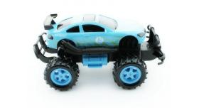 Р/У внедорожник Monstre Truck BMW 6 в ассортименте 1/16 + свет + звук 5