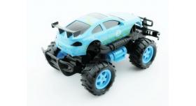 Р/У внедорожник Monstre Truck BMW 6 в ассортименте 1/16 + свет + звук 6