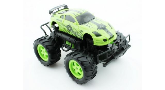 Р/У внедорожник Monster Truck Toyota Celica в ассортименте 1/14 + свет + звук 4