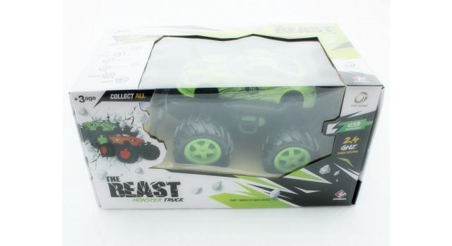 Р/У внедорожник Monster Truck Toyota Celica в ассортименте 1/14 + свет + звук 14