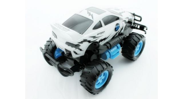 Р/У внедорожник Monstre Truck Honda Integra в ассортименте 1/14 + свет + звук 6